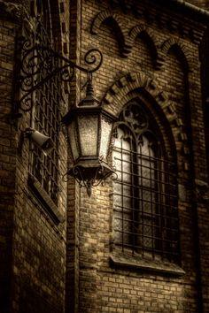 Lantern, Krakow, Poland
