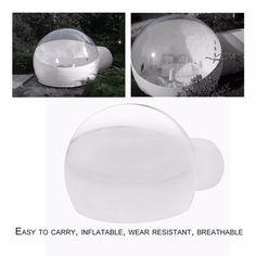US $1267.49 Stargaze открытый один туннель надувной пузырь палатка-half-n-половина вид дует прозрачный Круглый пузырь палатка #Stargaze #открытый #один #туннель #надувной #пузырь #палатка #half #половина #вид #дует #прозрачный #Круглый