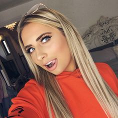 "55.2k Likes, 1,124 Comments - Saffron Barker (@saffronbarker) on Instagram: ""Goooddd morning u beautiful bunch! I luv u all, have a good day !! """