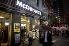 """McDonald's has big trouble"" http://www.examiner.com/article/mcdonald-s-has-big-trouble"
