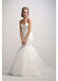 GRACEFUL TULLE MERMAID SWEETHEART NECKLINE BRIDAL DRESS LACE BRIDESMAID PARTY COCKTAIL GOWN