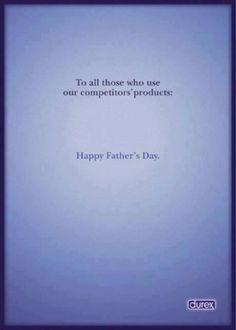 Still the best father's day ad ever Father Day Ad, Happy Fathers Day, Best Ads, Good Good Father, I Laughed, Laughter, Haha, Advertising, Cards Against Humanity