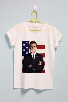 Justin Timberlake V-neck Shirt T-shirt Tshirt Tee Unisex Size S M L on Etsy, $14.99