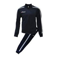 Tuta College Zeus 100% cotone disponibile in varie taglie e colori ideale per il tempo libero. #Pegashop vendita abbigliamento sportivo