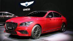 #Genesis G80 Sport - In Images