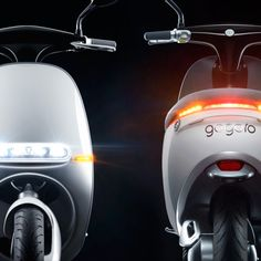 Gogoro - Introducing the world's first and only Smartscooter™