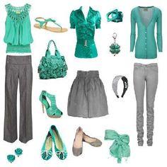 Para combinar tenemos un sin fin de colores, y ya conocemos los colores y podemos diferenciar entre tonos fríos y cálidos, ahora que sabemos que colores nos favorecen?. Empecemos con fijarnos en lo… I Love Fashion, Diy Fashion, Fashion Outfits, Womens Fashion, Fashion Design, Green Blazer, Cool Style, My Style, Colourful Outfits