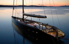 Esense - 143' Sailing Yacht by Wally