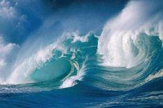 Colori Scuri, Cresta Dell'onda, Onde Mare - Non solo Cultura