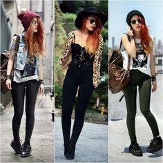 rock fashion for girls - Rapunga Google
