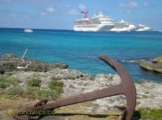 This page begins our cruise travel destination guide of Grand Cayman in the Cayman Islands. It presents an overview of Grand Cayman. Grand Cayman is a frequent stop on Caribbean cruises. Cruise Excursions, Cruise Destinations, Cruise Port, Cruise Travel, Cruise Vacation, Cruise Ships, Disney Cruise, Vacation Trips, Liberty Of The Seas