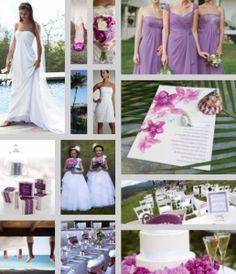 Wedding of Joseph Burks and ChasityLusk-Sept.21st 2013;Colors:green and purple
