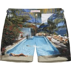 Orlebar Brown, Purveyors of Awesome Men's Swim Trunks, Launches a Women's Collection
