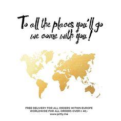 Yeah not all who wander are lost ... enjoy your trip  #worldwideshipping #notallwhowanderarelost #wanderlust #fernweh #travelwithus #traveltheworld #shinewithus #enjoyyourtrip #feelprtty