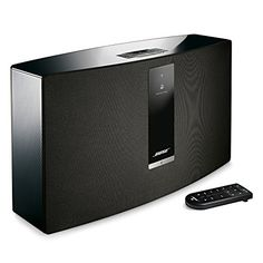 Buy Bose SoundTouch 30 wireless speaker, works with Alexa, Black - in our store with discount! Only two weeks sale for Bose SoundTouch 30 wireless speaker, works with Alexa, Black - Best Wireless Speakers, Wireless Speaker System, Home Speakers, Bluetooth Speakers, Audio System, Bose Wireless, Radios, Alexa Enabled Devices, Speaker Design