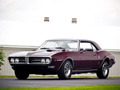 Pontiac Firebird 400 My brother now owns my father's straight from the factory sweet original bird.
