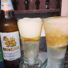 Singha Beer Thai! สิงห์