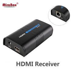check price rx 120m hdmi extender over tcpip utpstp cat5e6 rj45 lan hdmi splitter support 1080p hdmi #hdmi #extender
