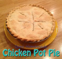 Just made this last Sunday and it was gone so fast I was completely shocked! The easiest and best pot pie you will ever make!