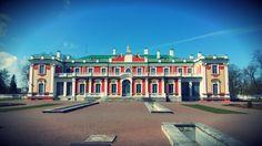 Tallinn, Kadriorg palace