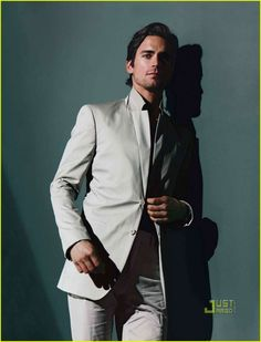 Matt Bomer... Ya he would do just fine as Christian grey