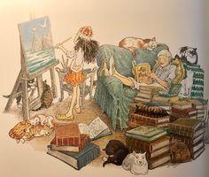 Captain Cat - Everything Children's Literature