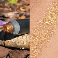 New! XL MIDAS TOUCH- All Natural Glitter Color Stix - For use on Eyes, Cheeks and  Lips by AddictiveCosmetics on Etsy