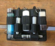 Inexpensive EDC Pocket Organizer