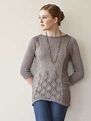 Ravelry: Corsica pattern by Norah Gaughan