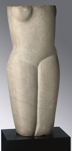 Zadkine, Torse de femme - 1925 -