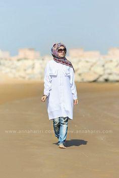 Annah Hariri, Online, Modest clothing atelier of high end quality Islamic Fashion, Muslim Fashion, Modest Fashion, Niqab Fashion, Fashion Pants, Hijab Moda, Turban, Hijab Chic, Islamic Clothing