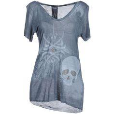 FREDDY THE CLUB Short sleeve t-shirt ($75) via Polyvore