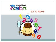 Abn 4 años1 I Love Math, Montessori Activities, Math Class, Maths, Math For Kids, Interactive Notebooks, Mathematics, Back To School, Teacher