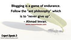 Ahmad Imran quote
