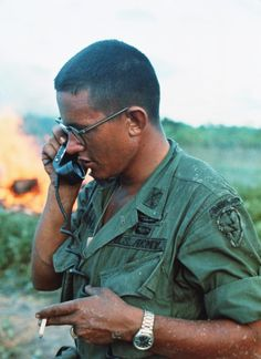 A soldier's story: Rare images of Vietnam War