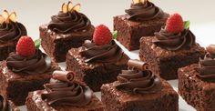 Cacas - Brownies med kakao