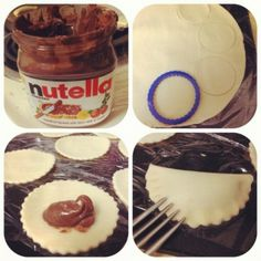 Thanksgiving Recipe Round Up Anything with Nutella must be wonderful!