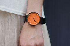 Sealed Watch on my wrist. :)