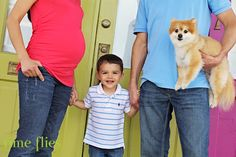 awesome maternity family shots!!!