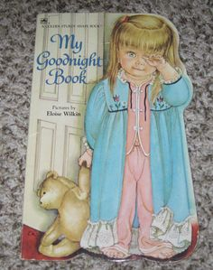 """My Goodnight Book....I bought this before my son was even born and read it to him and his sisters every night before bed and then they """"read"""" it to me as they got older. Such sweet memories and a tradition for them to carry on with their babies."""