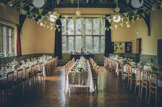 village hall wedding ideas