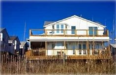 Fabulous+Direct+Ocean+Front+5BR/4bath+**WIFI+&+LCD+TV**Vacation Rental in Ocean Lakes from @HomeAway! #vacation #rental #travel #homeaway