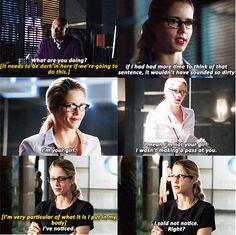 Arrow - Felicity Smoak #Season1