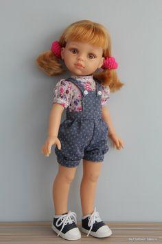 Здравствуйте, дорогие мои однобейбиковцы!!! Топиков про рыжих кукол тут уже было не мало, вот и я решила вас познакомить со