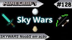 MINECRAFT Skywars NoobS em ação!! #128