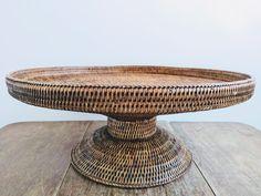 Vintage French Ceramic Planter Pot Jug Vase Urn Storage