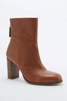 Tori Tan Calf Boot