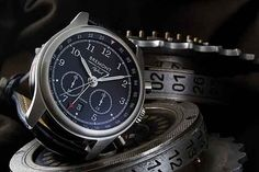 The Bremont Codebreaker incorporates historical artifacts from Bletchley Park's wartime decryption efforts.