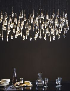 Ochre Upscale lights to dine for - Interior Design - How To Spend It