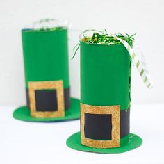 DIY St. Patrick's  : DIY 4 Kids St. Patrick's Day Party Activities and Crafts